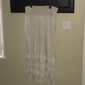 Sundance Lace Skirt